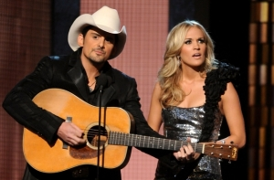 Fox American Idol's Carrie Underwood hosts Country Music Awards